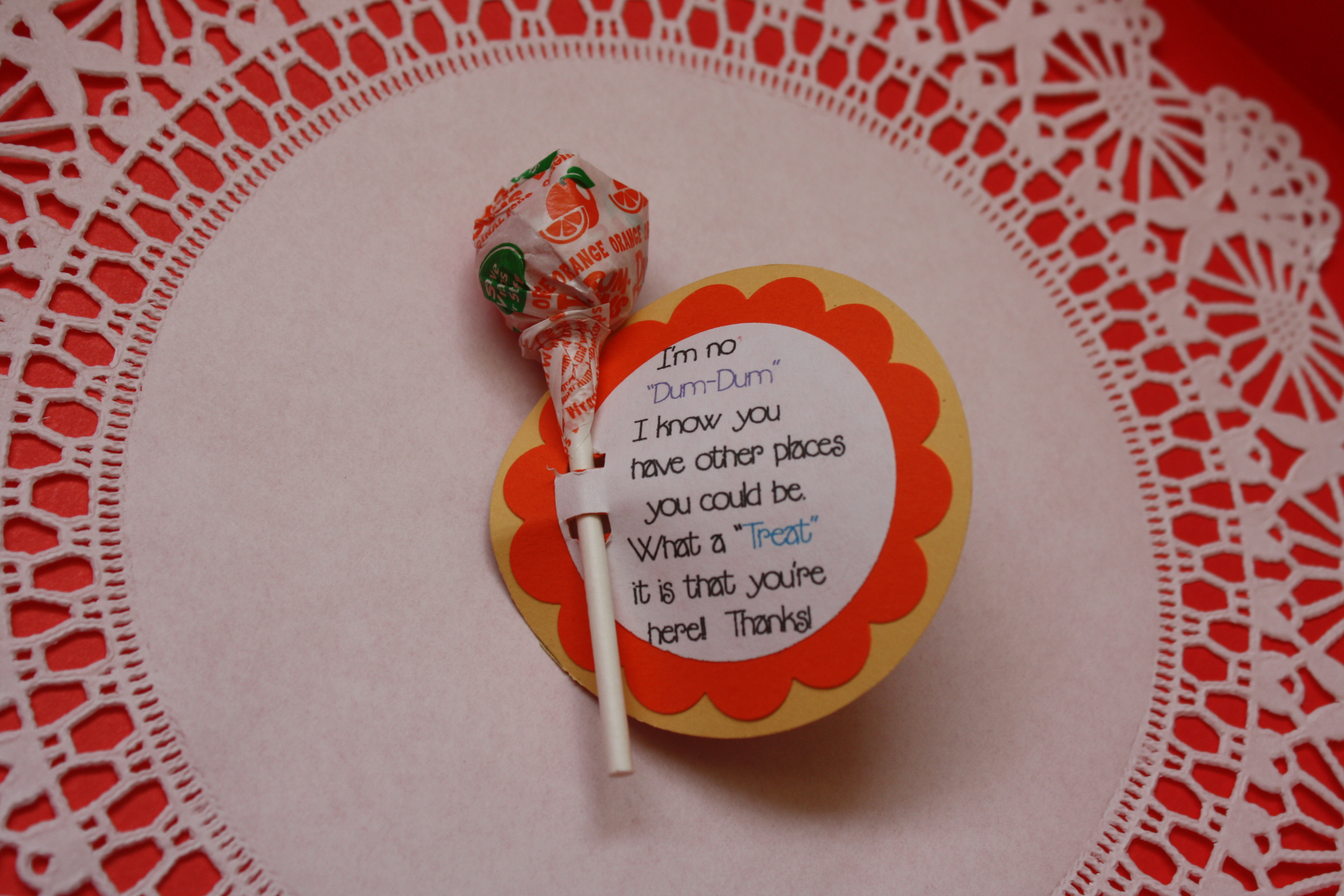 CUTE dum dum lollipops SAYINGS | just b.CAUSE