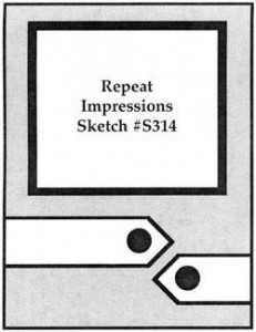 Repeat Impressions#S314