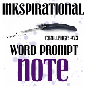 inkspirational word prompt template