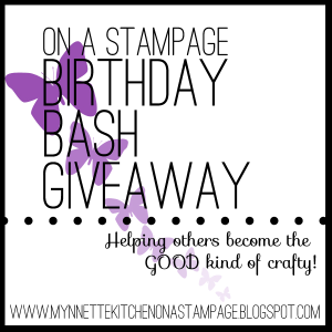 Birthday Bash Button