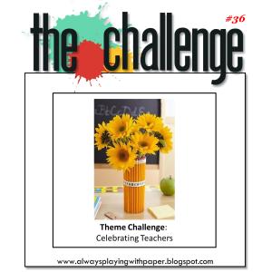 May Theme Challenge