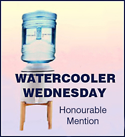 Honourable Mention badge