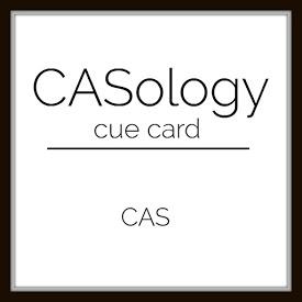Week 200 - CAS
